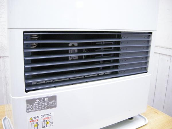 整備済み・2015年製・コロナ・FF式温風石油ストーブ・FF-VG3515S・中古品・143872_画像5