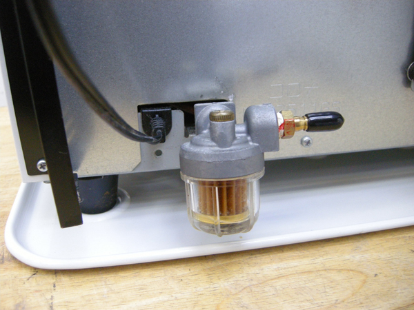 整備済み・2015年製・コロナ・FF式温風石油ストーブ・FF-VG3515S・中古品・143872_画像9