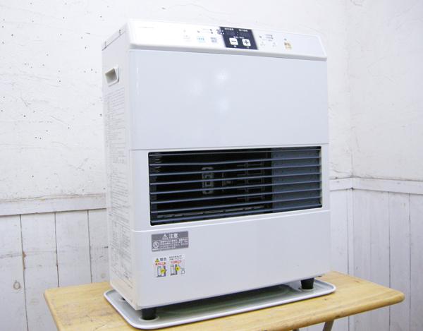 整備済み・2015年製・コロナ・FF式温風石油ストーブ・FF-VG3515S・中古品・143872_画像1