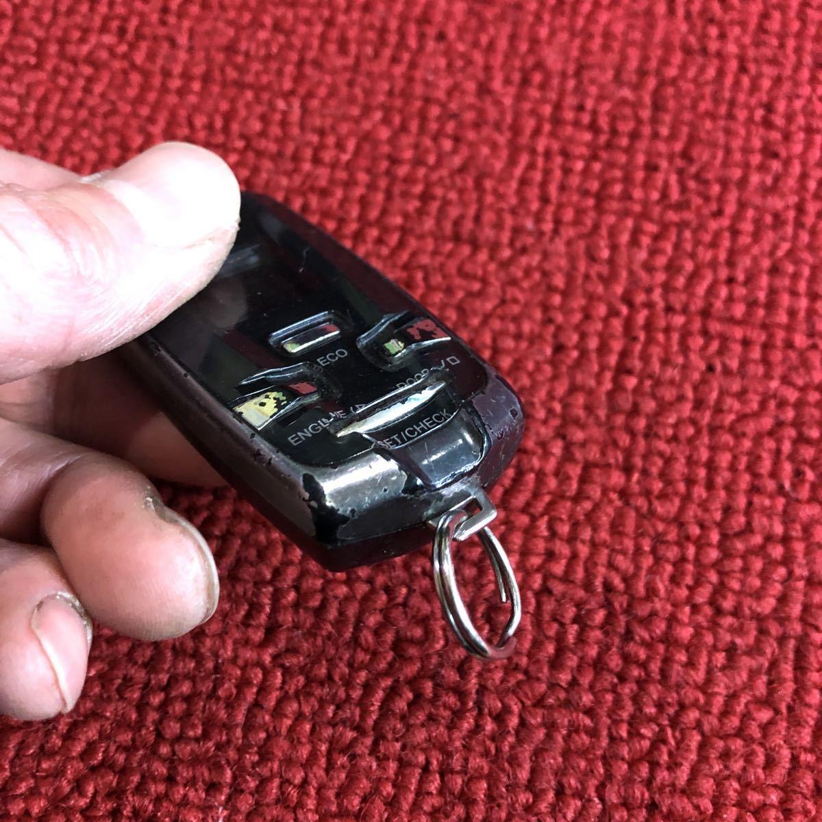 カーメイト TE-W9100 エンジンスターター リモコン 作動確認済み NN241_画像5