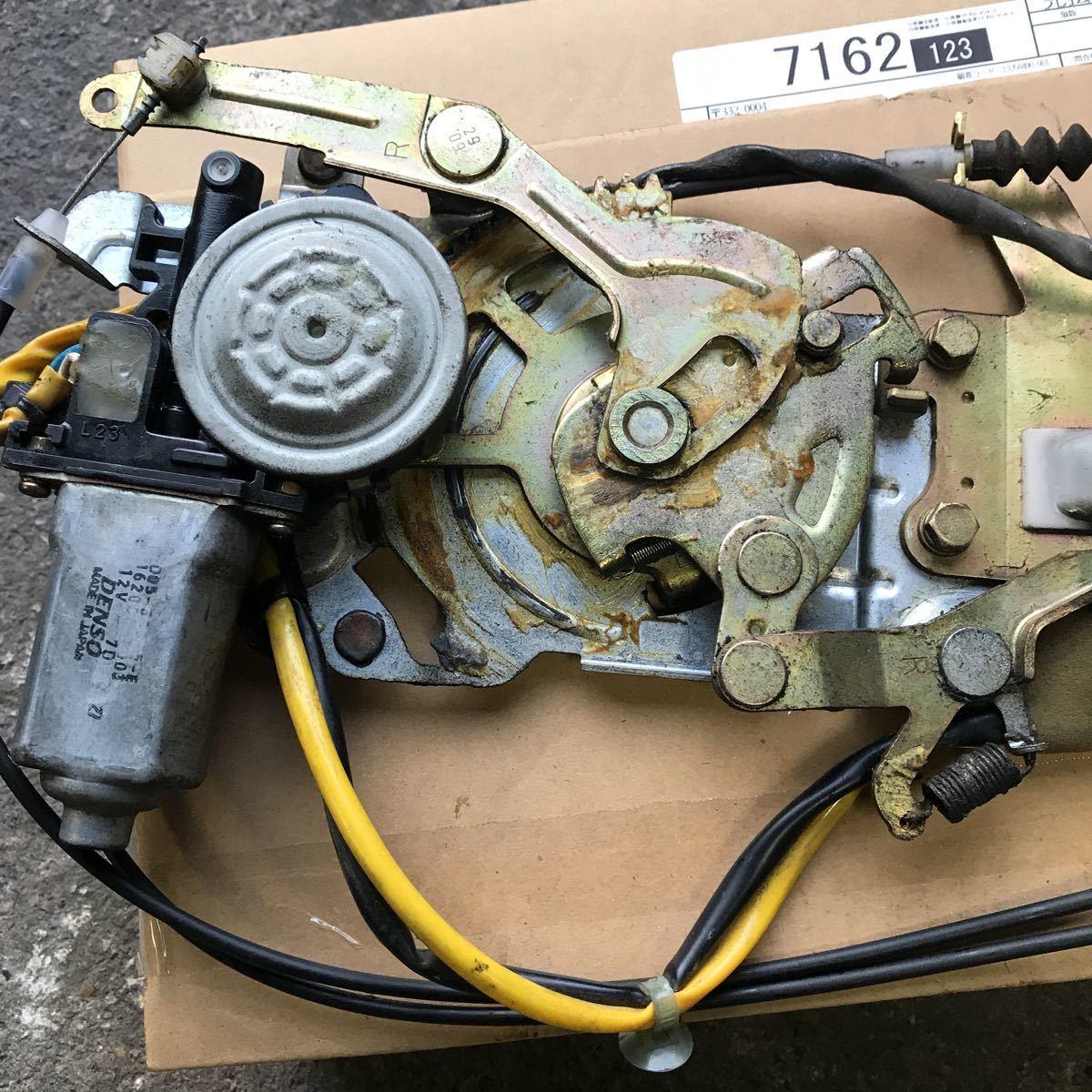 マツダ MPV LW3W 右スライド 右リア イージークローザー ドアロック アクチュエーター オートロック ソレノイド LD52-72-310_画像2