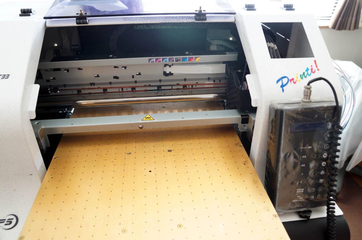 【日本で1台のMac対応モデルです】 DMP2880GOLD 特殊プリンター_画像5