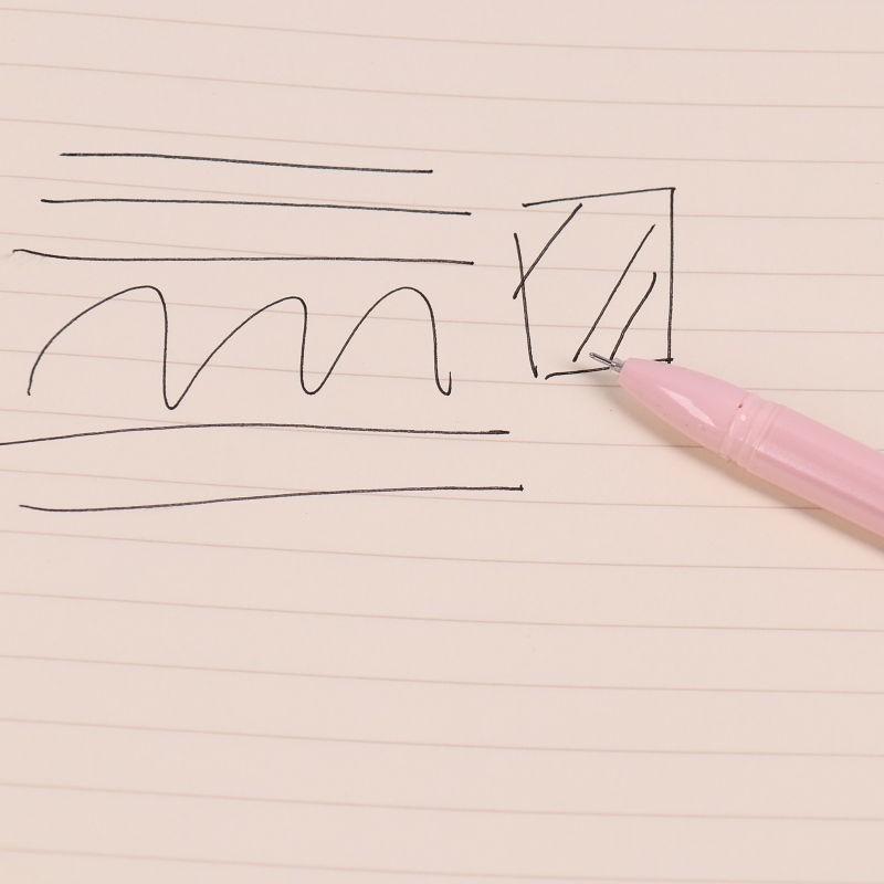 海外限定 ミッフィー miffy ボールペン  4本セット