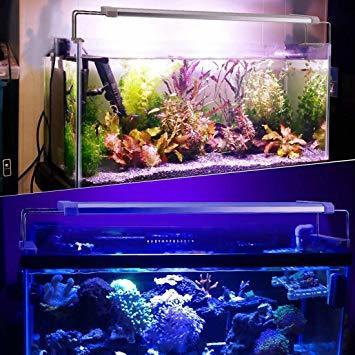 ★●☆水槽ライト アクアリウムライト 4色 LED 魚ライト 水槽用 熱帯魚観賞 30~50CM水槽対応 水草育成 長寿命 照明_画像6