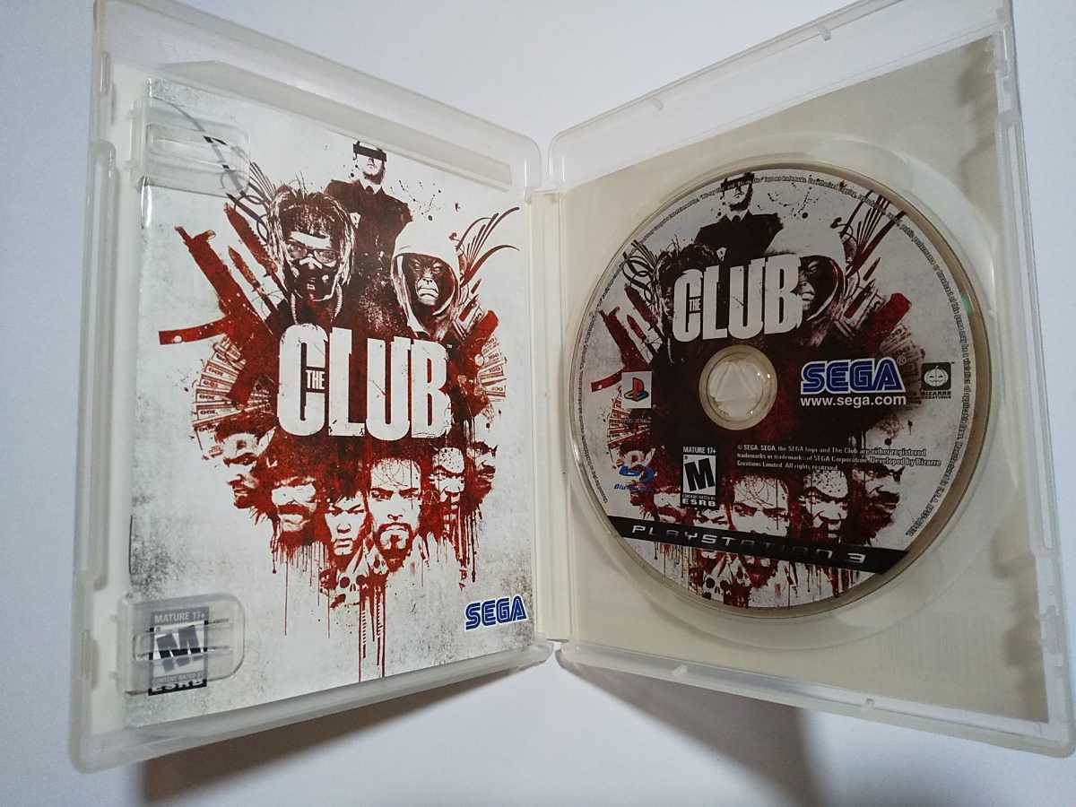PS3 The Club (輸入版) ザ・クラブ