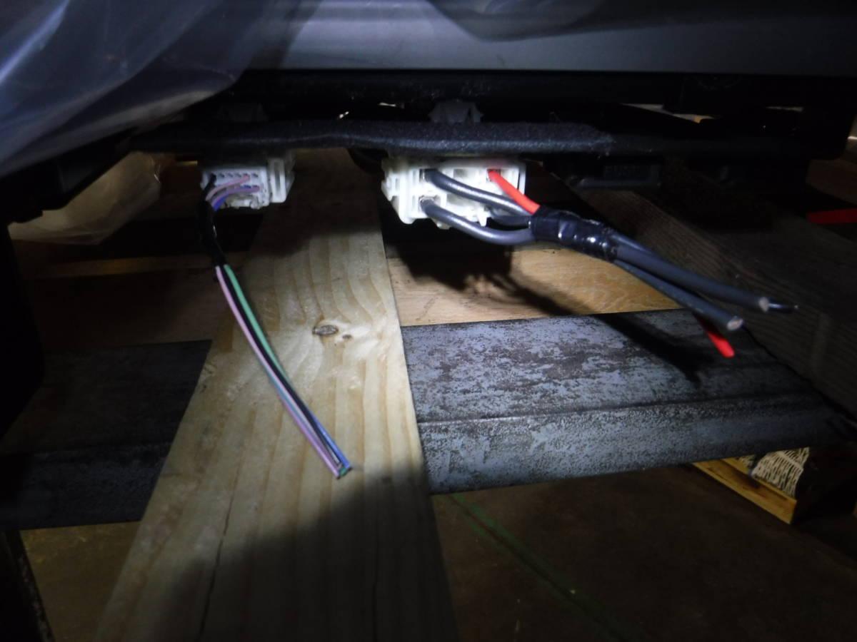 ステップワゴン RP1 助手席 電動 サイドリフトアップシート 福祉 介護_画像9