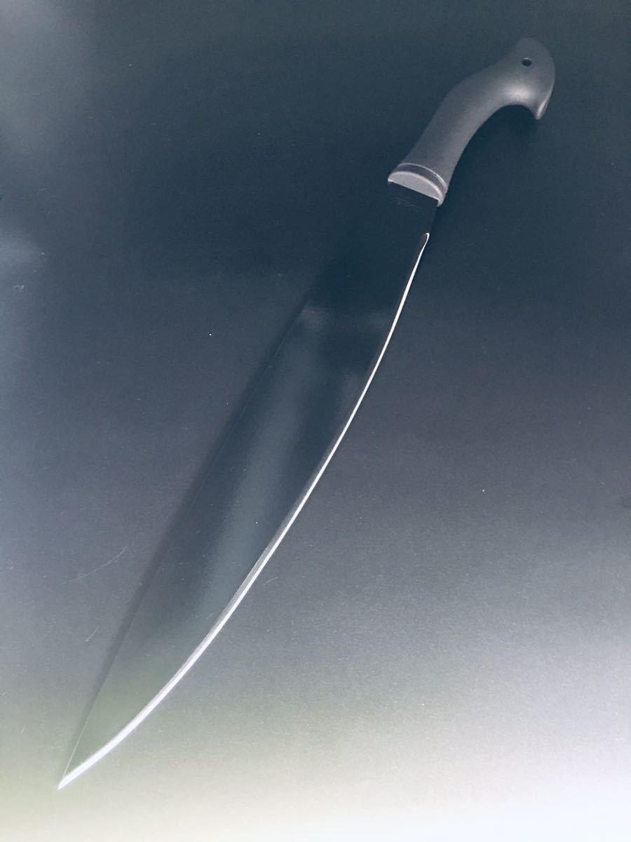 【送料無料】大型マチェット ナイフ 鉈 ハンティングナイフ サバイバルナイフ