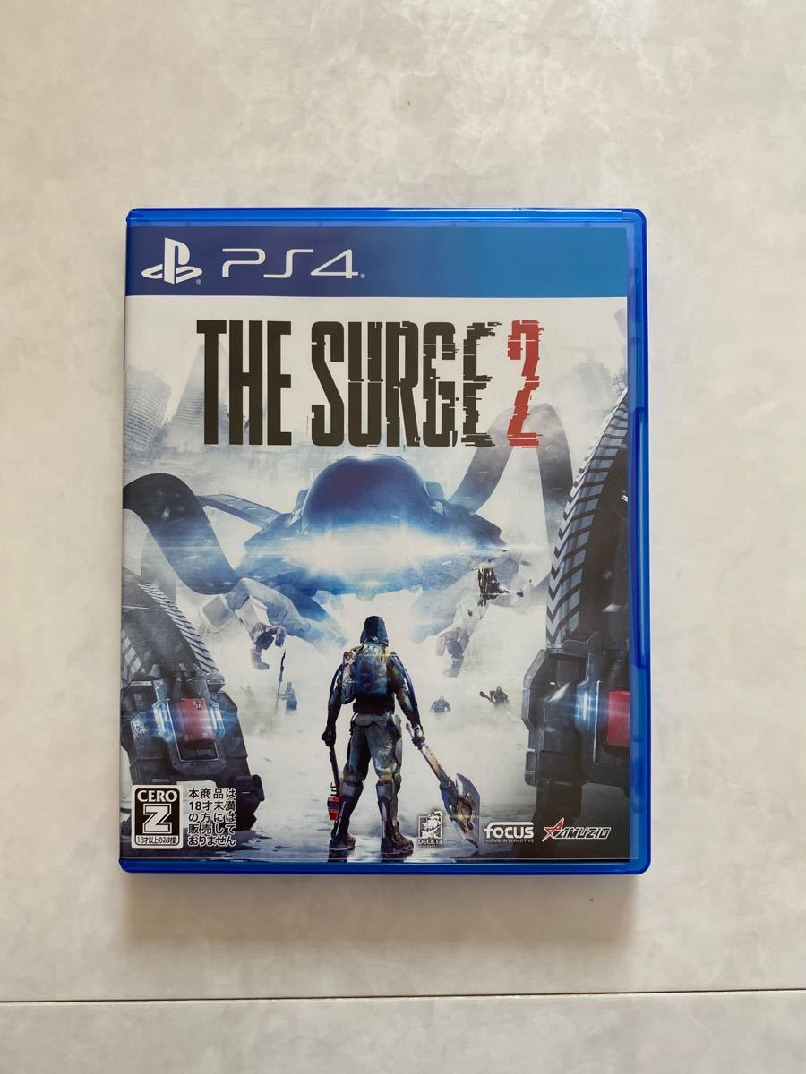 THE SURGE2 ザ サージ2 PS4