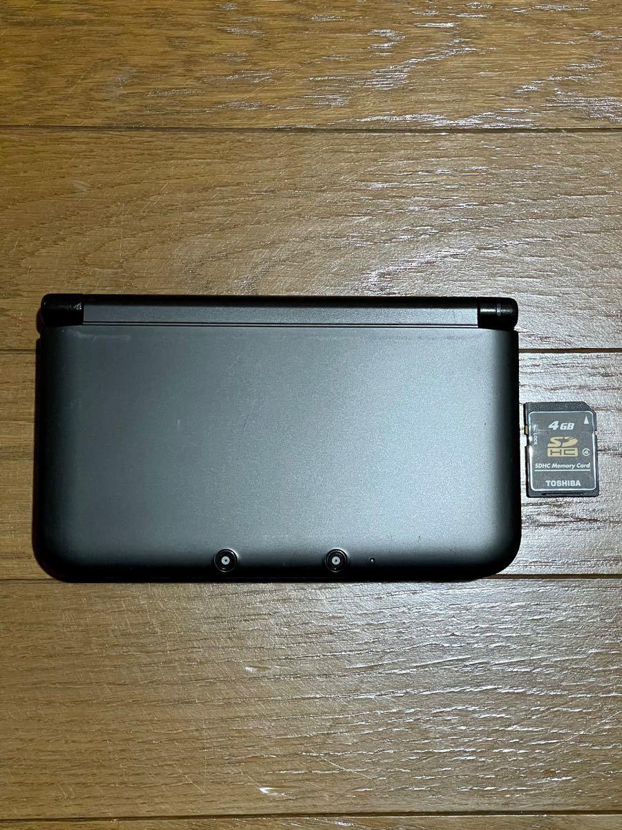 ニンテンドー3DS LL ブラック