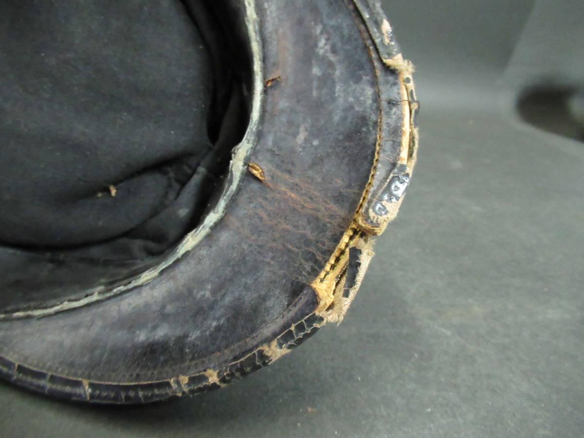 【広吉堂】大日本帝国 旧日本軍 国民帽 軍隊 帽子 当時物_画像9