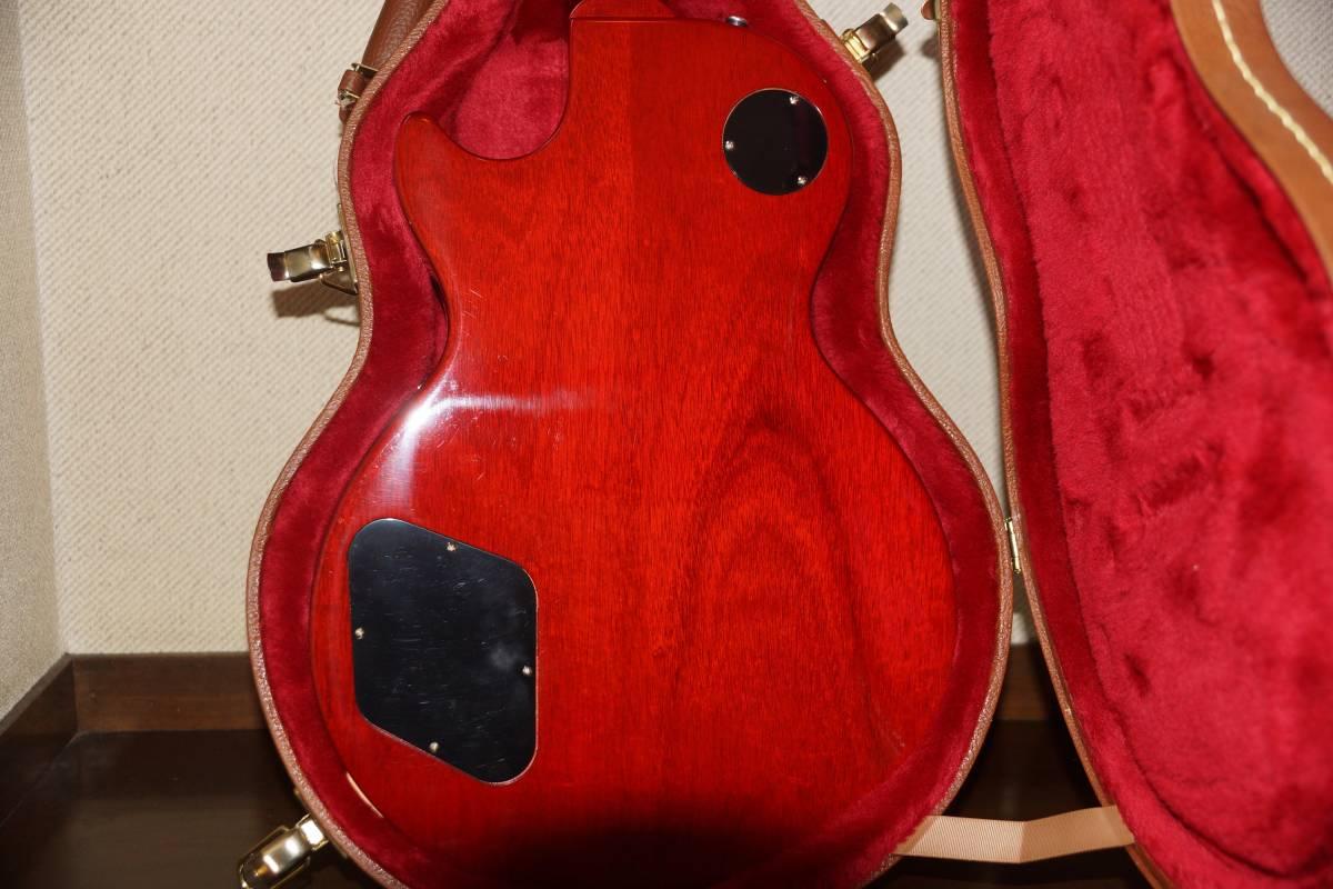 【1円スタート】Gibson LesPaul Standard 2019 Heritage Cherry Sunburs(ギブソン レスポール スタンダード)_画像3
