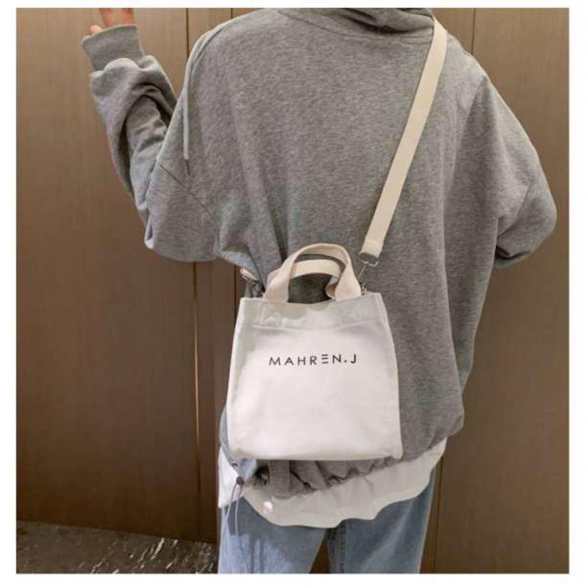 ミニトート 厚手 キャンバス ショルダー ミニバッグ 小さめ 韓国 ブランド 白 ハンドバッグ プチプラ 激安 お買い得 可愛い