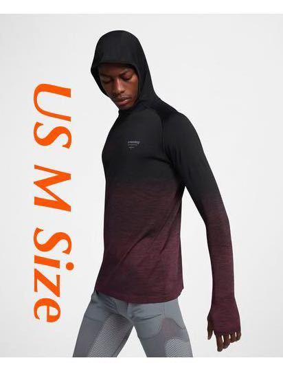 新品! NIKE GYAKUSOU ロングスリーブトップ US M/ マラソン ランニング Tシャツ 長袖 ナイキ undercover コラボ 別注