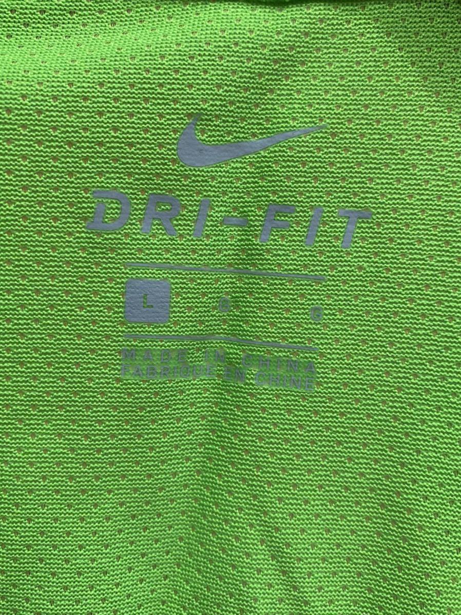 新品! NIKE GYAKUSOU ディスタンスシングレット L/ ナイキ ランニングウェア タンクトップ Tシャツ 半袖 undercover コラボ 別注 タンク