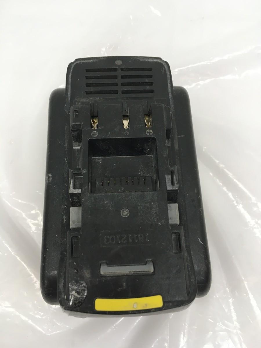 【中古品】Panasonic 18V5.0Ahリチウムイオン電池パック EZ9L54 /IT9FM22G451U_画像5