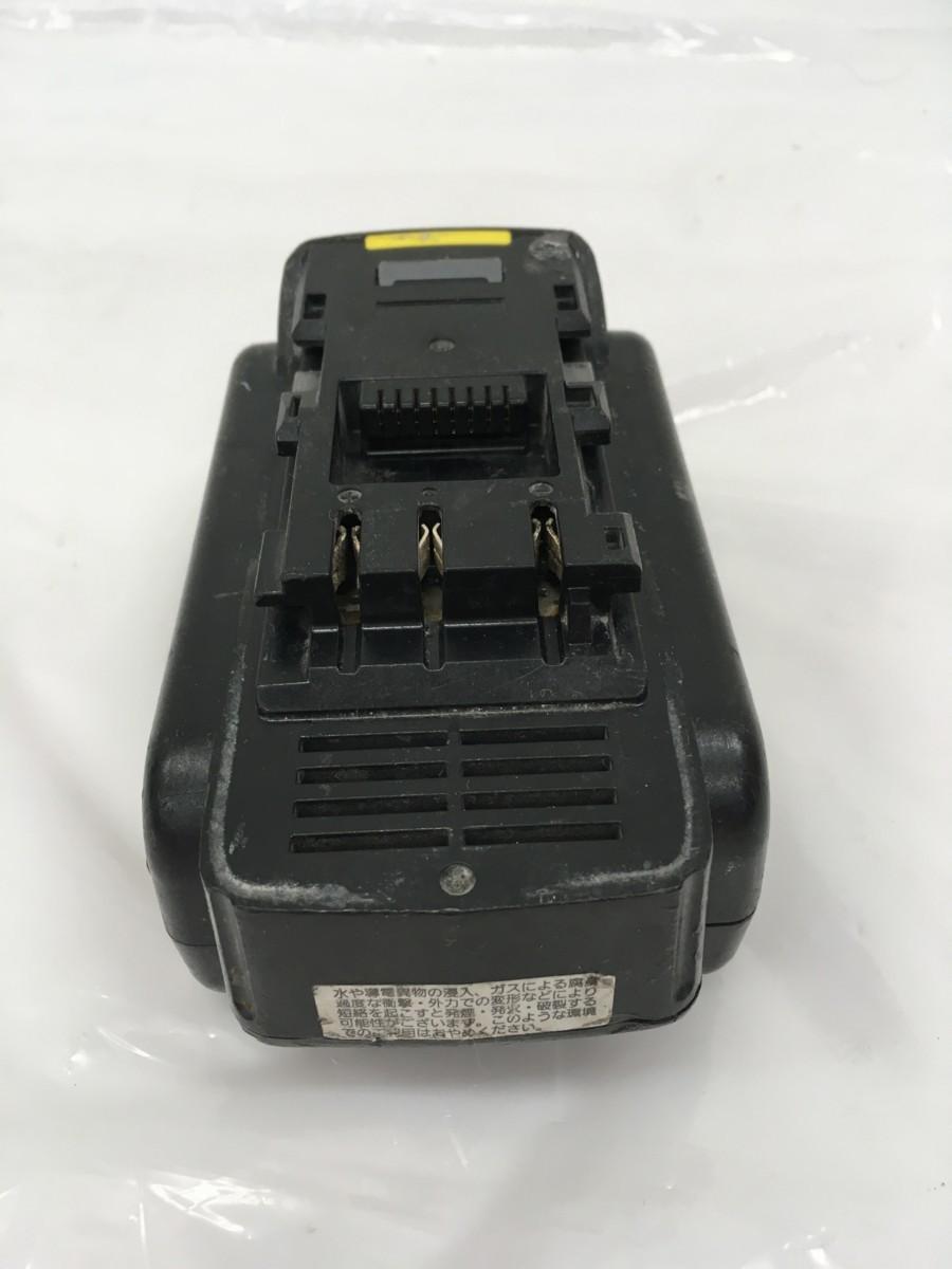 【中古品】Panasonic 18V5.0Ahリチウムイオン電池パック EZ9L54 /IT9FM22G451U_画像2