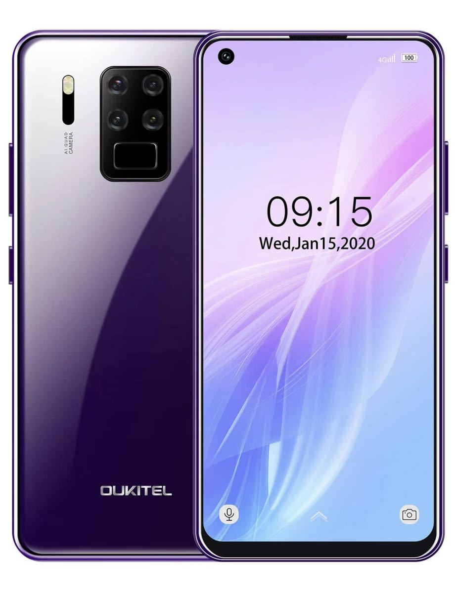 OUKITEL C18 Pro 新品未使用未開封品_画像1