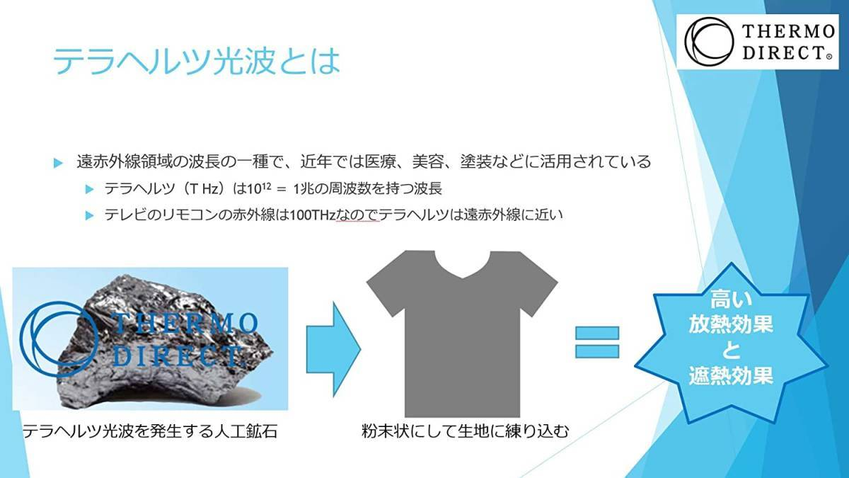 ☆新品☆ THERMO DIRECT スポーツウェア アンダーシャツ長袖 丸首 黒