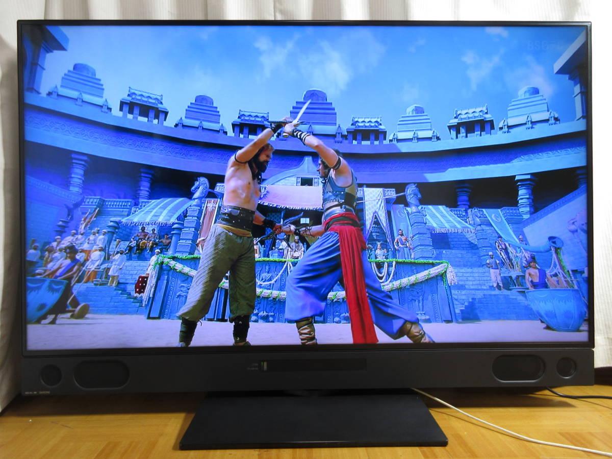 三菱 REAL LCD-A58XS1000 [58インチ] 展示品 新4K放送チューナー内蔵の4K液晶テレビ XO_画像2