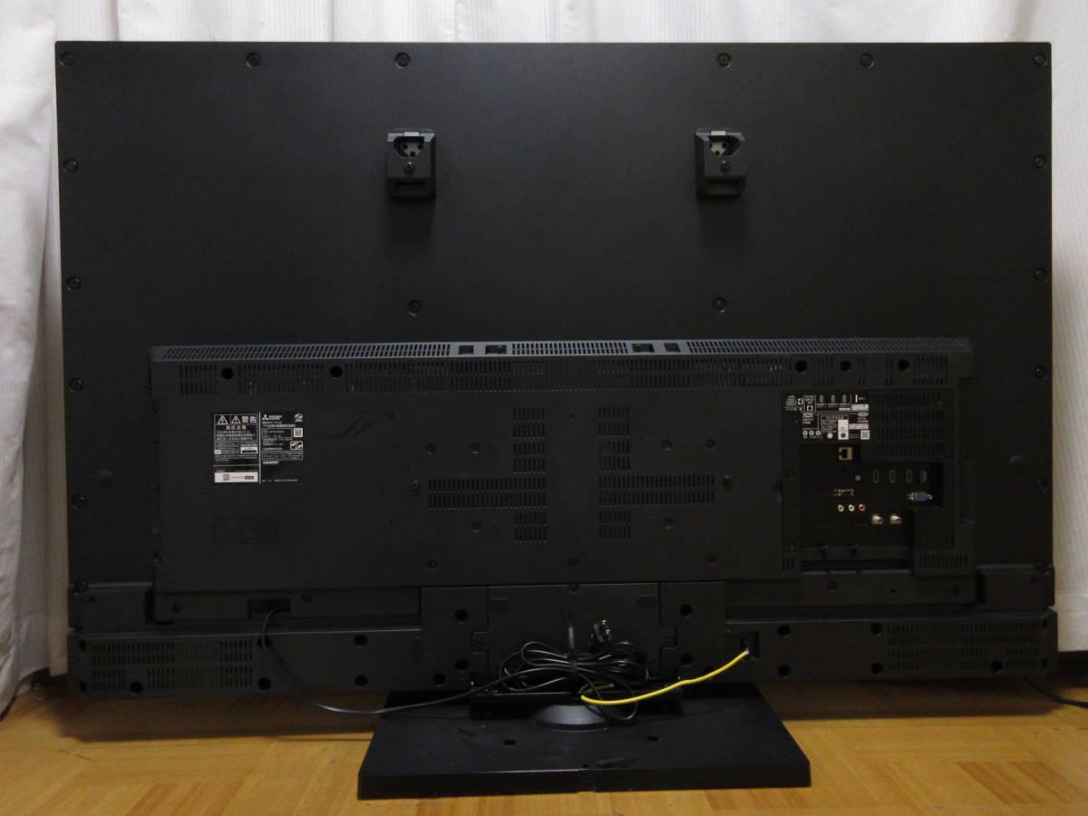 三菱 REAL LCD-A58XS1000 [58インチ] 展示品 新4K放送チューナー内蔵の4K液晶テレビ XO_画像6