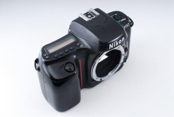 ★ 超極上品★ニコン Nikon F50 ブラック+タムロン TAMRON AF 28-200mm F3.5-5.6レンズセット★ かなり綺麗です!#500_画像4