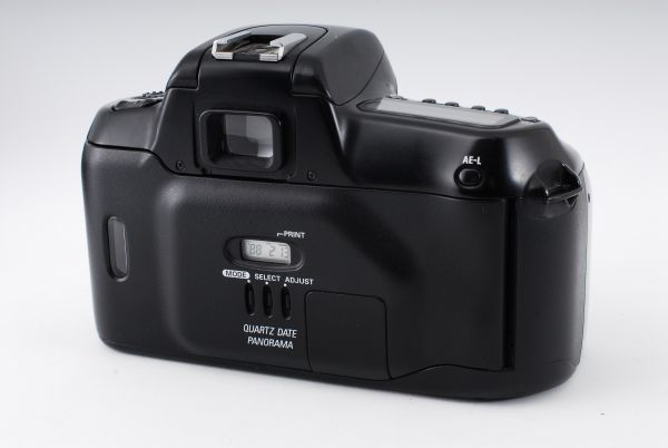 ★ 超極上品★ニコン Nikon F50 ブラック+タムロン TAMRON AF 28-200mm F3.5-5.6レンズセット★ かなり綺麗です!#500_画像5