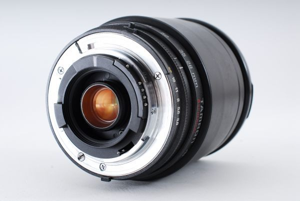 ★ 超極上品★ニコン Nikon F50 ブラック+タムロン TAMRON AF 28-200mm F3.5-5.6レンズセット★ かなり綺麗です!#500_画像9