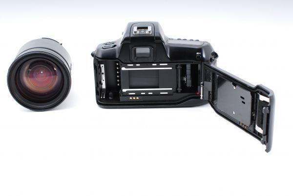 ★ 超極上品★ニコン Nikon F50 ブラック+タムロン TAMRON AF 28-200mm F3.5-5.6レンズセット★ かなり綺麗です!#500_画像10