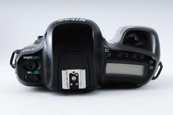 ★ 超極上品★ニコン Nikon F50 ブラック+タムロン TAMRON AF 28-200mm F3.5-5.6レンズセット★ かなり綺麗です!#500_画像7