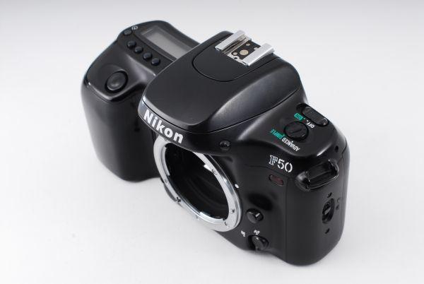 ★ 超極上品★ニコン Nikon F50 ブラック+タムロン TAMRON AF 28-200mm F3.5-5.6レンズセット★ かなり綺麗です!#500_画像3