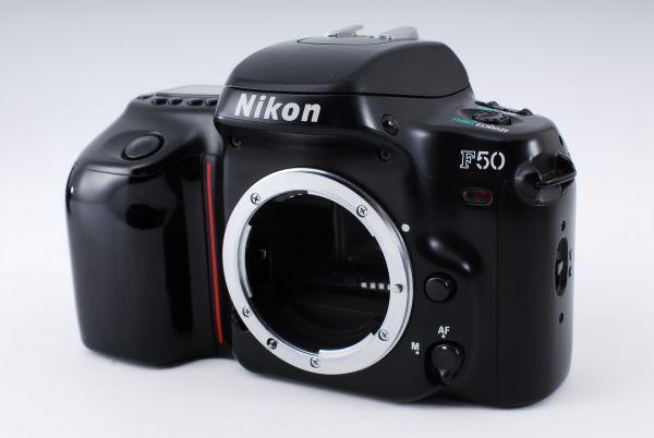 ★ 超極上品★ニコン Nikon F50 ブラック+タムロン TAMRON AF 28-200mm F3.5-5.6レンズセット★ かなり綺麗です!#500_画像2