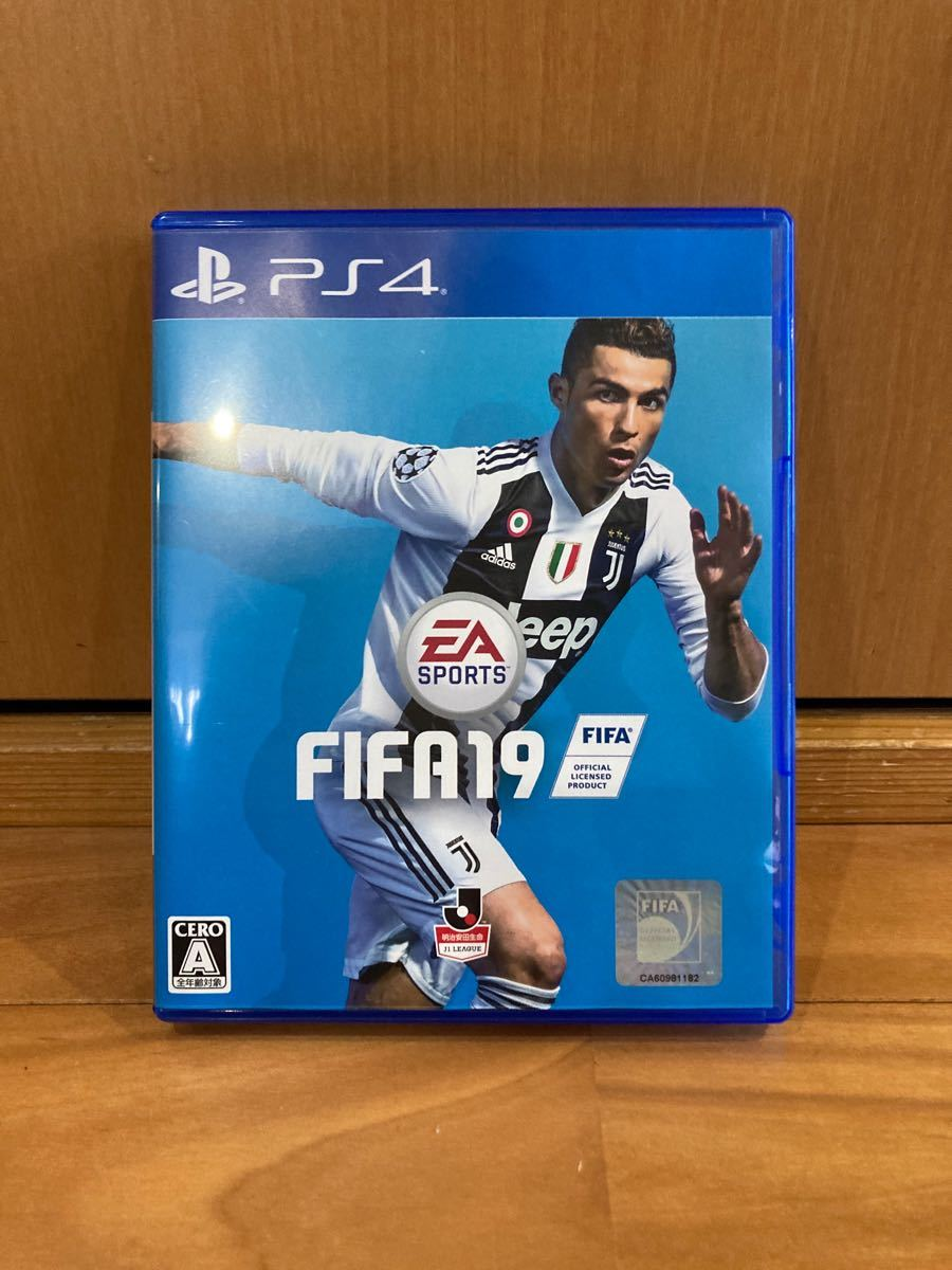FIFA 19 通常盤 PS4