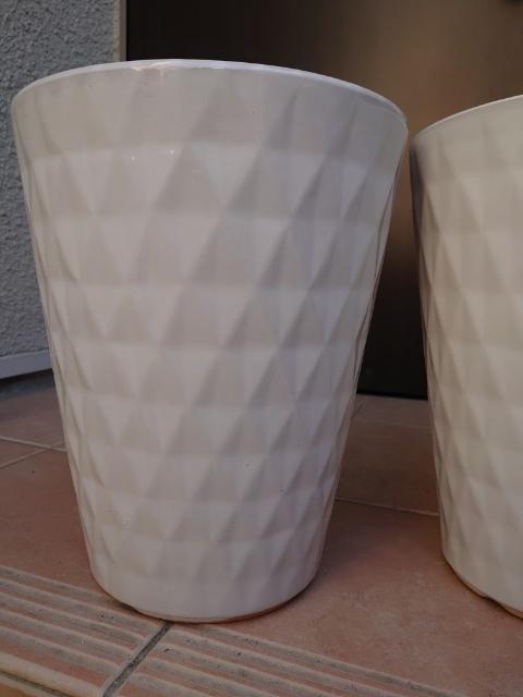 新品 2個セット 8号 鉢 鉢植え 植木鉢 テラコッタ プランター_画像2
