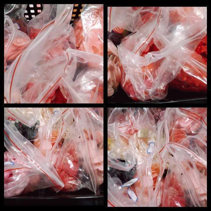 ③ りぼん・ハート系デコパーツ&パールパーツ&ストーン ◆福袋◆大量◆ ハンドメイド_画像6