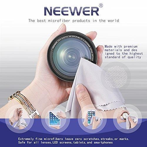 ! NEEWER 77MM NDフィルターセット(ND2 ND4 ND8) CANON EF 24-105mm f/4 L IS USMズームレンズ、NIKON 28-300mm f/3.5-5.6G ED_画像8