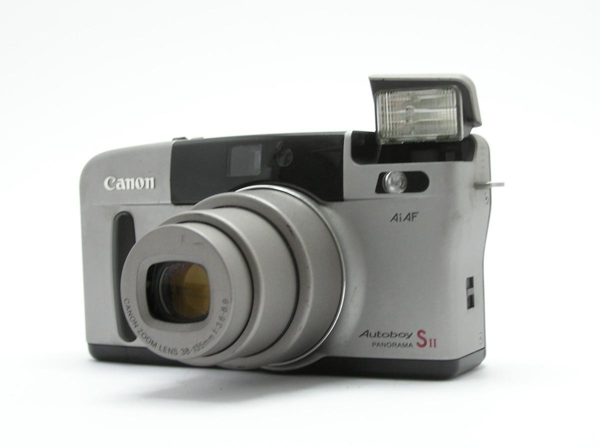 ★ハローカメラ★ 7723 Canon Autoboy SⅡ/38-135mm F3.6-8.9 動作品  現状  1円スタ-ト