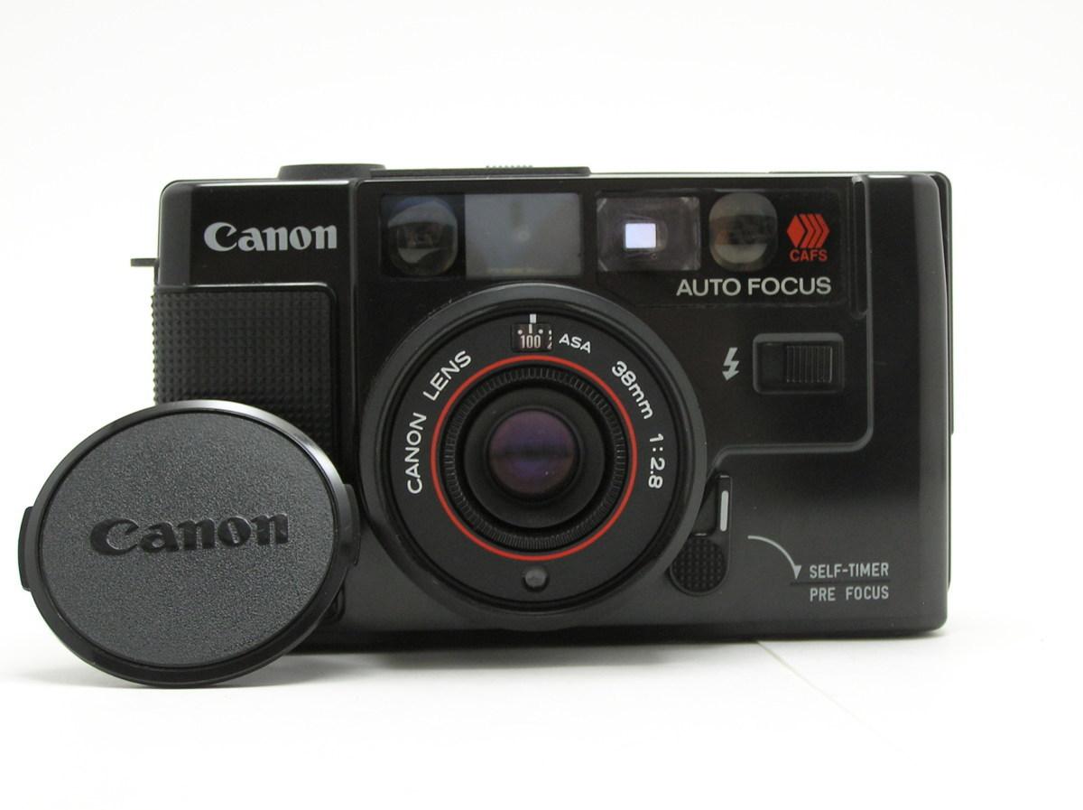 ★ハローカメラ★7794 Canon AF35M ( 38mm F2.8 ) 動作品  現状  1円スタ-ト