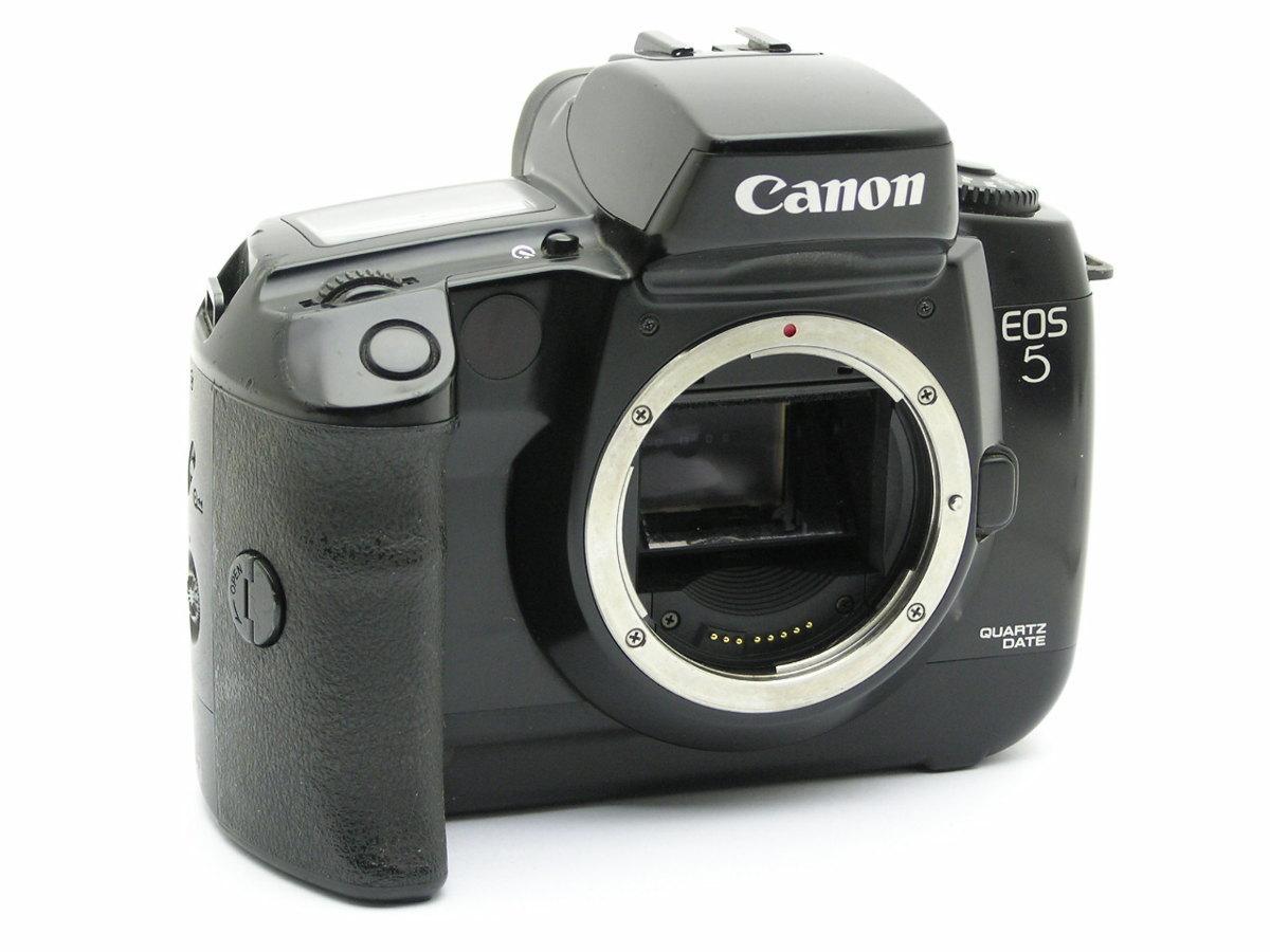 ★ハローカメラ★7724  Canon EOS 5 【難有.モードダイアル重い】 動作品  現状  1円スタ-ト