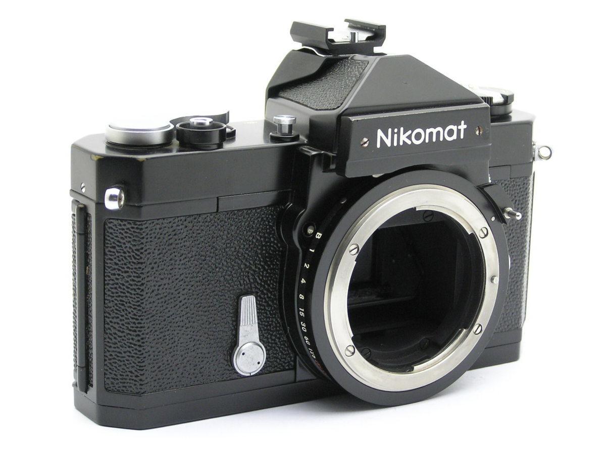 ★ハローカメラ★7806 Nikon Nikomat FT N 黒  動作品 ジャンク 要清掃 要修理 1円スタ-ト