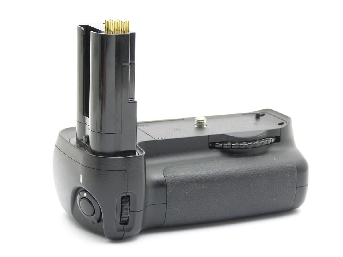 ★ハローカメラ★ 7883 Nikon D80.D90用 マルチパワー バッテリーパック MB-D80 動作品 現状 1円スタート