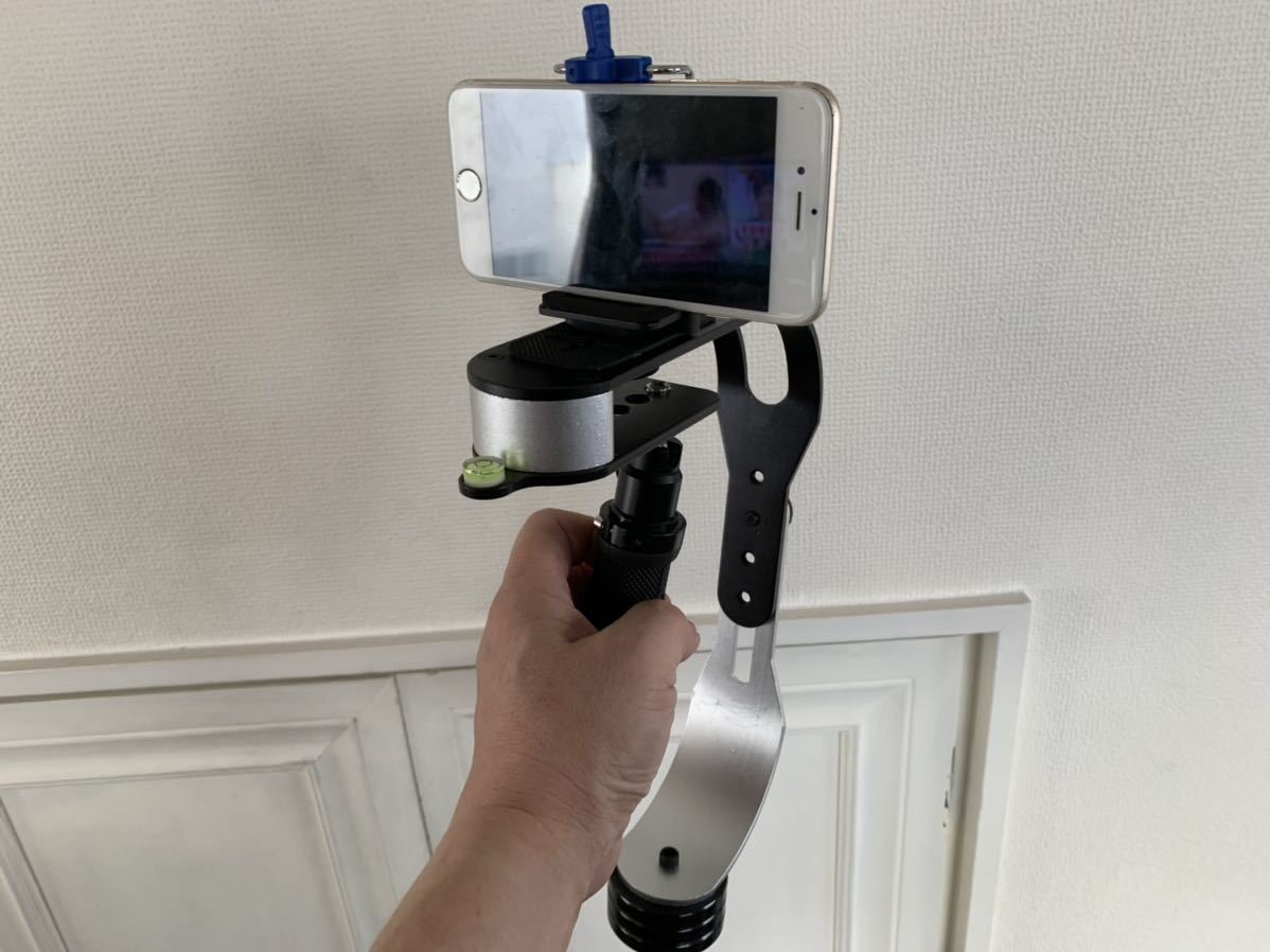 アナログなジンバル スマホや小型カメラ用_画像4