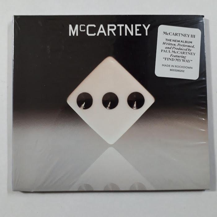 Paul McCartney McCartney III CA ポールマッカートニー 輸入盤 新品 未開封