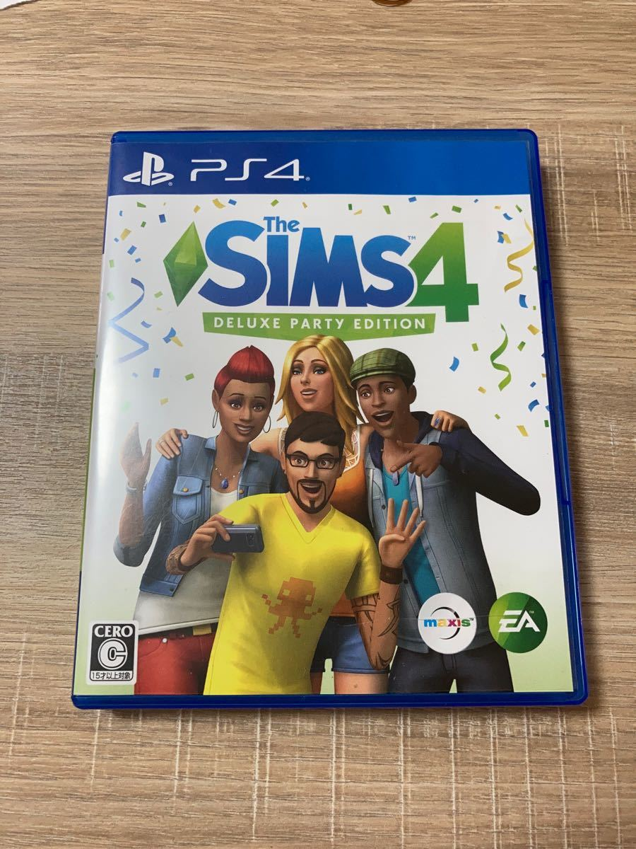 The Sims 4 ザ・シムズ PS4