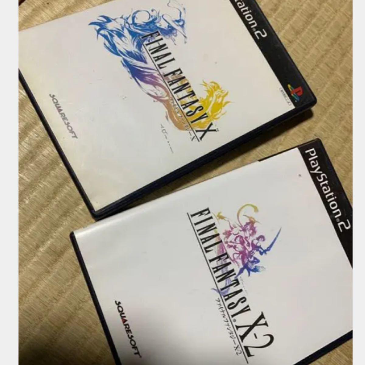 ファイナルファンタジーX X2 ゲームソフト