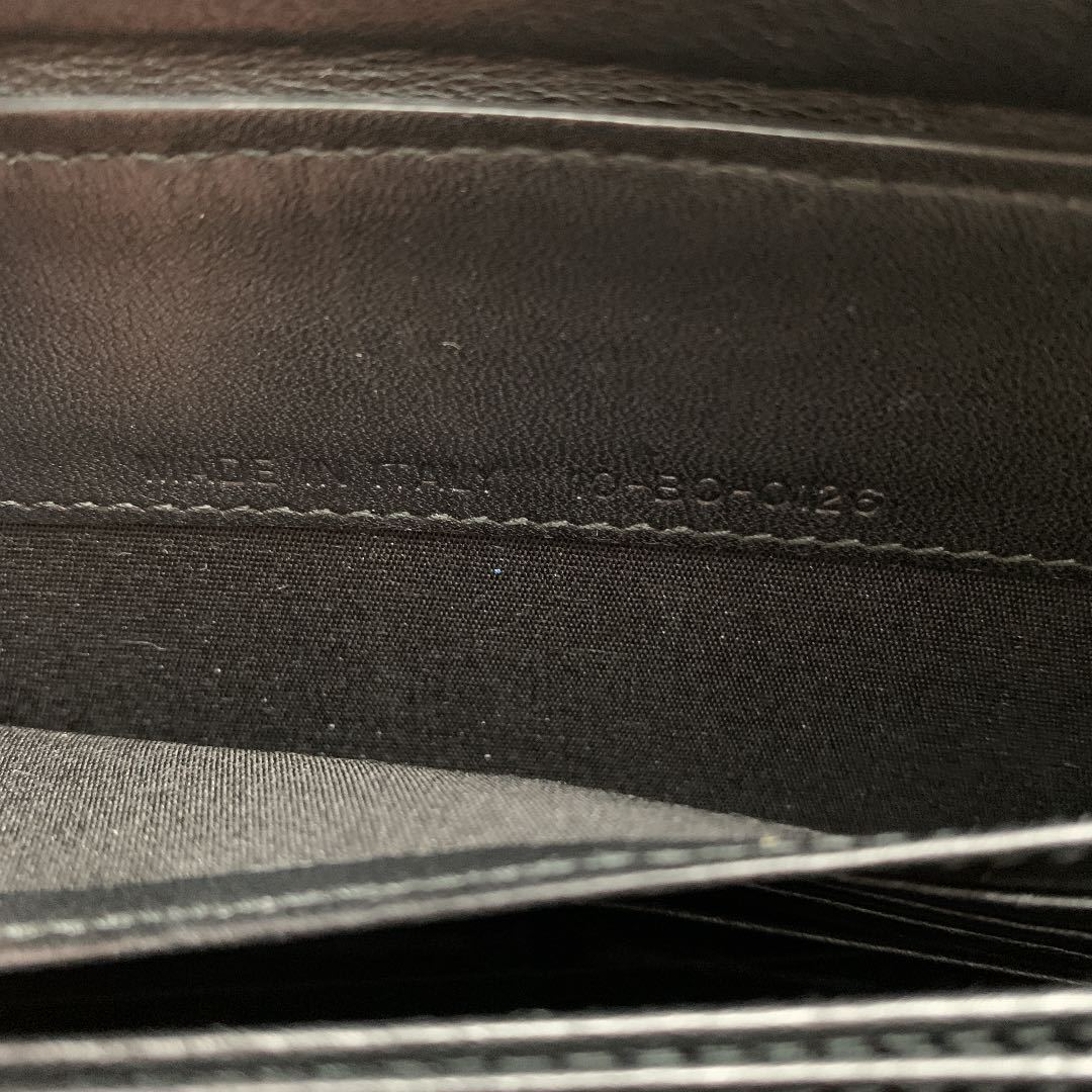 定価20万 ディオールオム Dior Homme 長財布 オールインワン トラベルケース オーガナイザー クラッチバッグ ルイヴィトン ベルルッティ_画像5