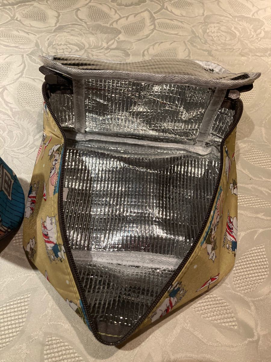 新品 ムーミン 保冷ランチバッグ 保冷バッグ
