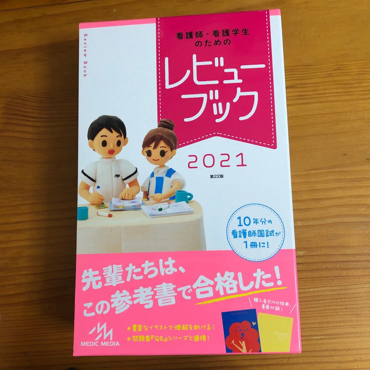 看護師看護学生のためのレビューブック/岡庭豊