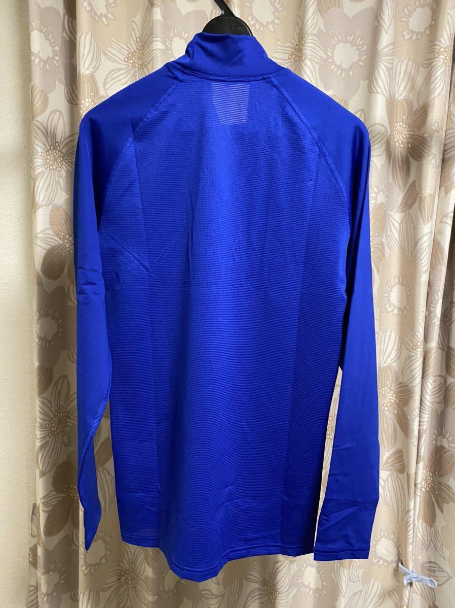 アンダーアーマー 長袖 アンダーシャツ コンプレッションシャツ ヒートギア タグ付き