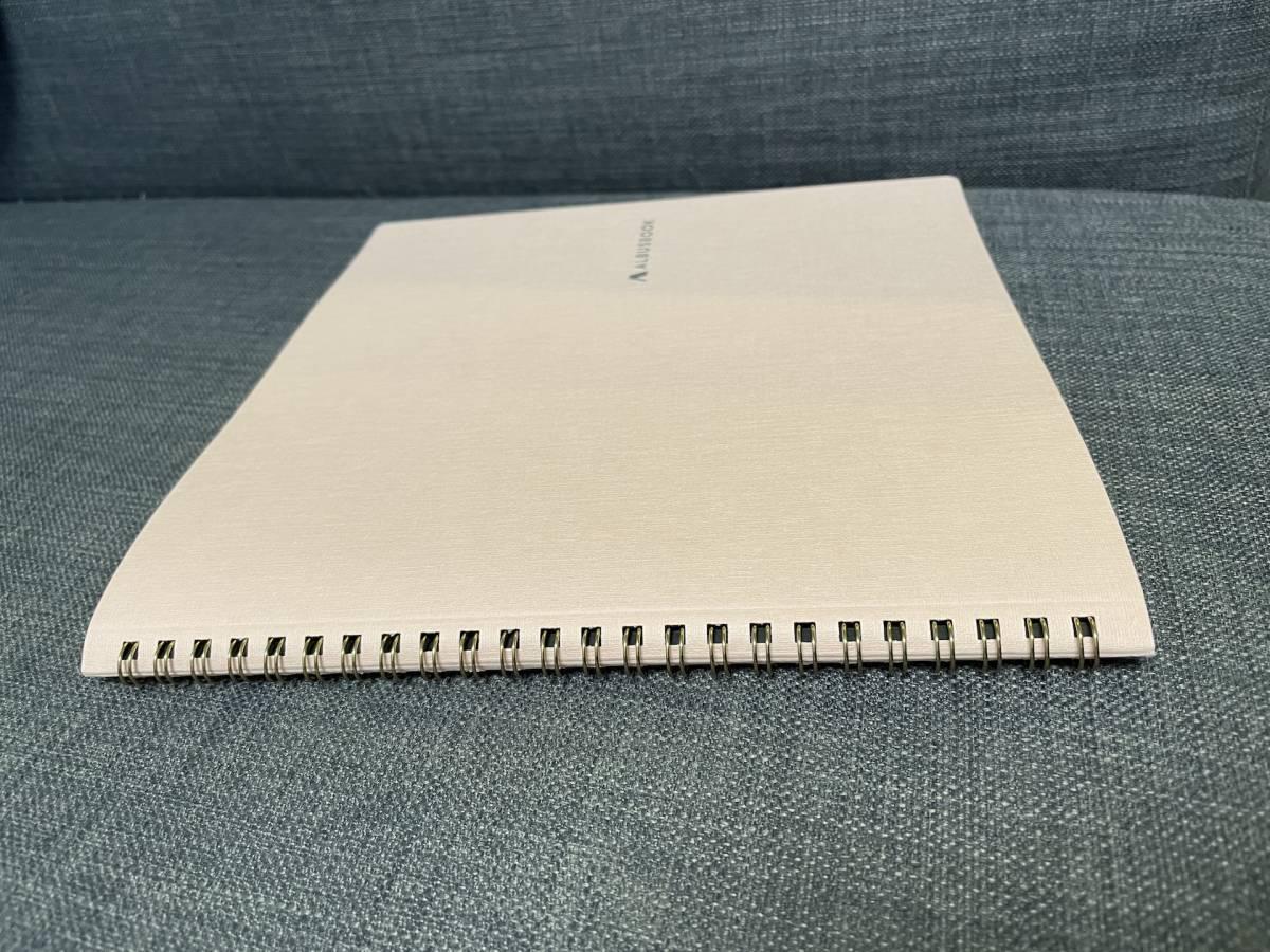 ALBUSBOOK Lite スタンダード ロゼ ピンク フォトアルバム 写真 ましかく写真 アルバス_画像5