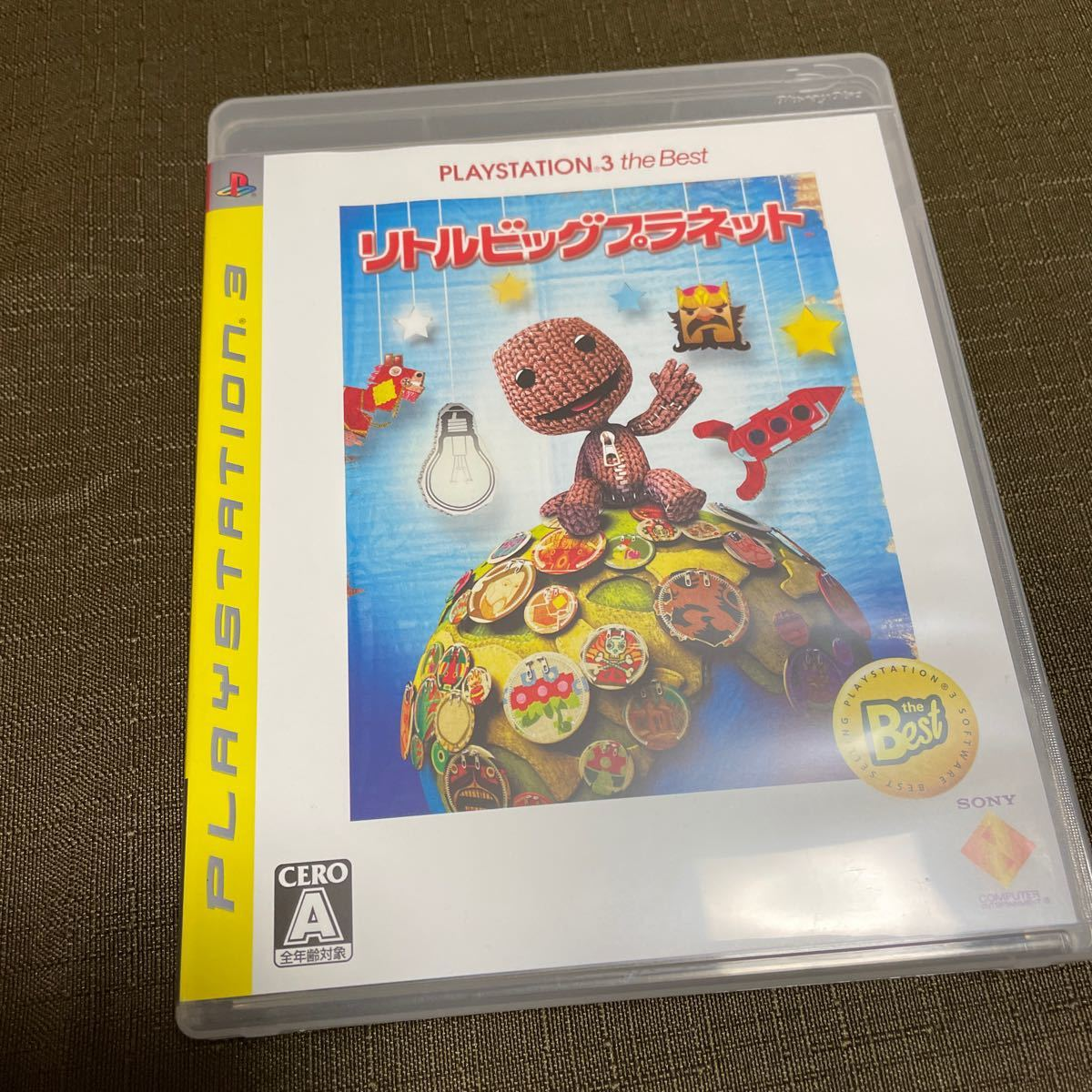 【PS3】 リトルビッグプラネット [PS3 the Best]
